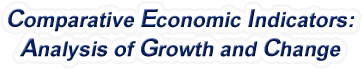 Delaware - Comparative Economic Indicators: Analysis of Growth and Change, 1969-2016
